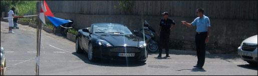 St. Tropez Aston Martin DB9