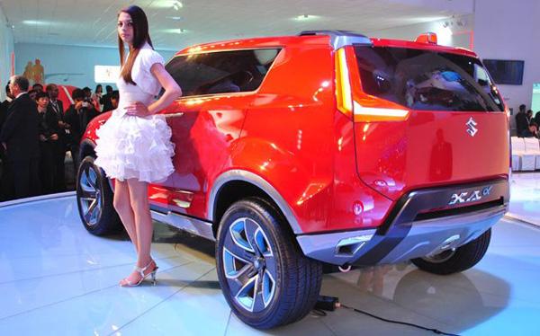 Maruti Suzuki XA Alpha Concept