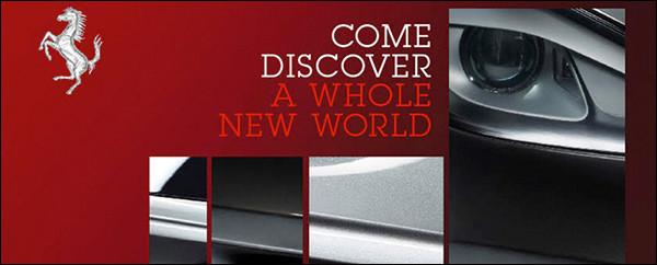 Teaser: Ferrari FF facelift (2016)