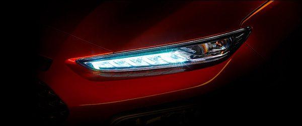 Teaser: Hyundai Kona crossover (2017)