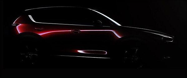Teaser: Mazda CX-5 (2017)