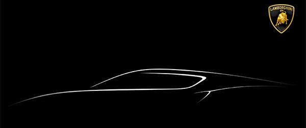 Teaser: De verrassing van Lamborghini voor Parijs '14