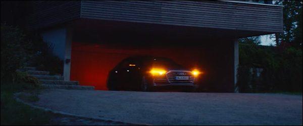 Teaser: Audi A8 limousine (2018)