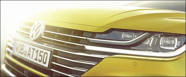 Teaser: Volkswagen Arteon (2017)