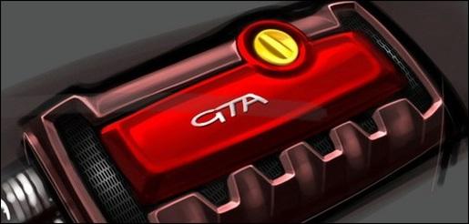 Teaser Alfa Romeo MiTo GTA