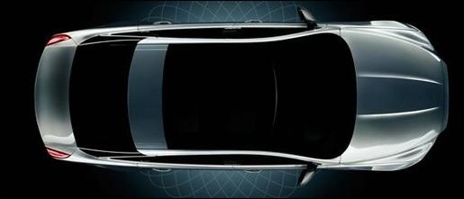 Teaser: Jaguar XJ