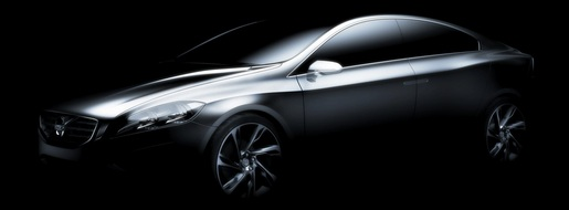 Teaser: Volvo S60 Concept