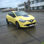 test Renault Clio 2012