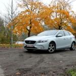 test Volvo V40 D2