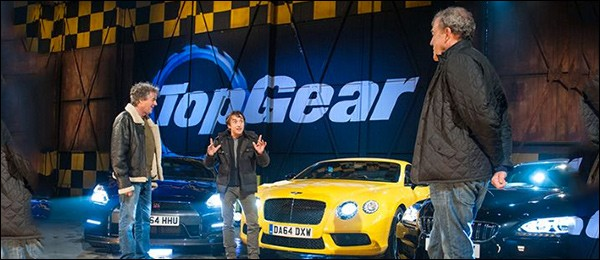 Reminder: Top Gear Seizoen 22 Aflevering 2