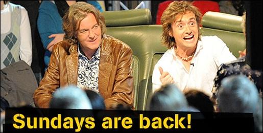 Top Gear is terug! Seizoen 12