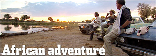 Top Gear Special African Adventure