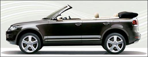 Volkswagen Touareg Cabrio
