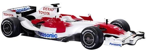 Toyota TF108 F1