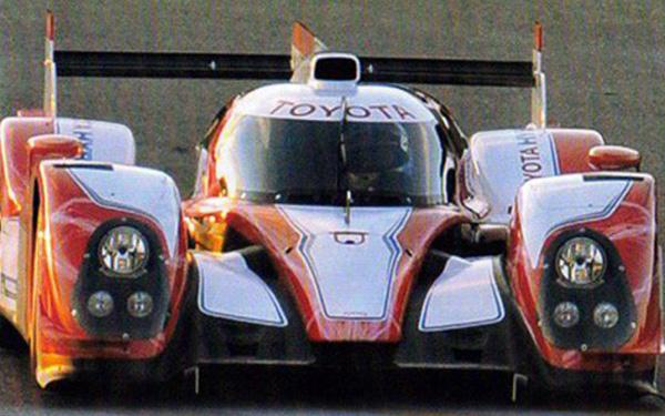 Toyota Le Mans 2012