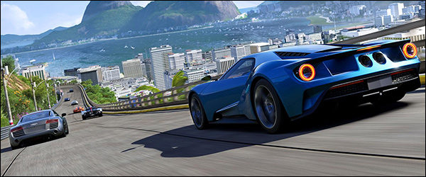 Video: Forza 3 Horizon trailer