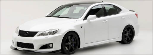 Lexus IS-F By Ventross