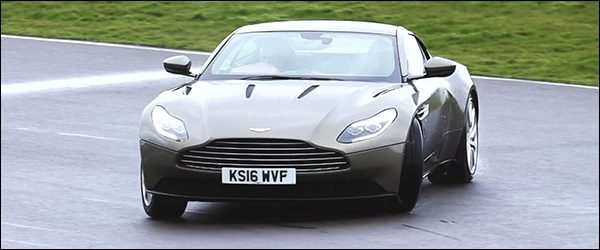 Video: Chris Harris test de Aston Martin DB11