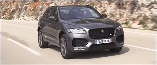 Video: Autocar test de Jaguar F-Pace 3.0 V6