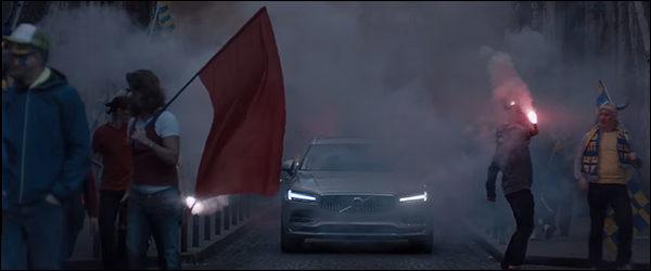 Video: Zlatan Ibrahimovic promoot de Volvo V90 (op epische wijze)