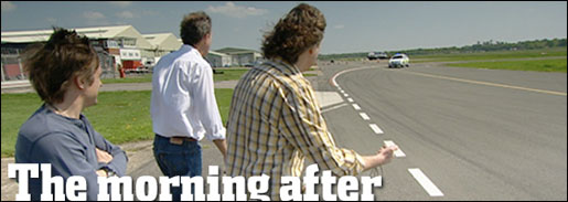 Top Gear Seizoen 11 Aflevering 1