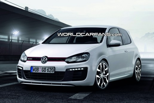 Volkswagen Golf VI GTI-R R20