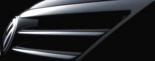 Teaser Volkswagen Passat Coupé