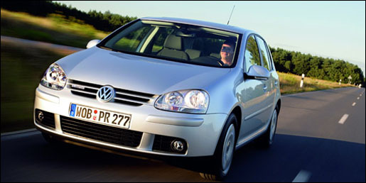 Volkswagen Golf Blue Motion