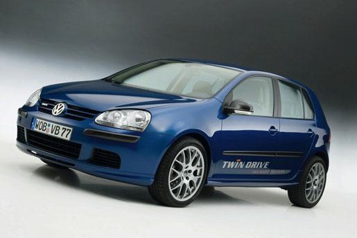 Volkswagen Twin Drive Plug-in hybrid prototype