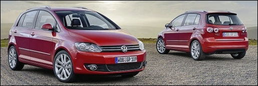 Volkswagen Golf Plus Facelift