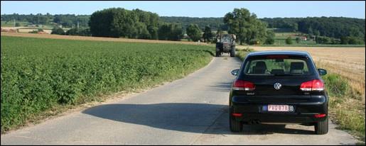 Volkswagen Golf VI DSG Rijtest