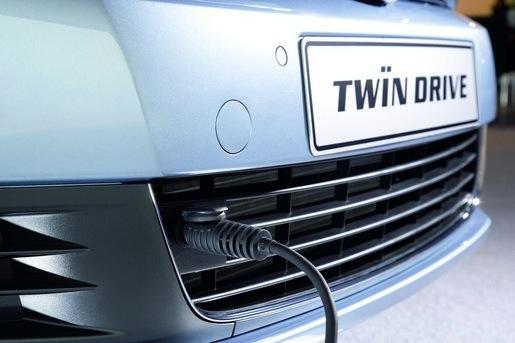 Volkswagen Golf VI Twindrive Prototype
