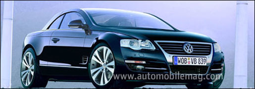 Volkswagen Phaeton Coupé