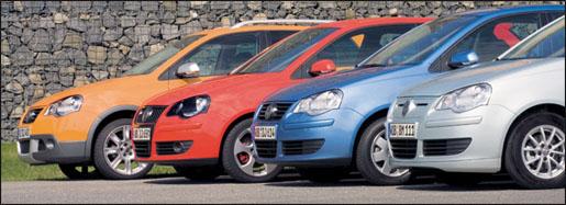 Volkswagen Polo Assortiment