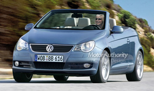 Volkswagen Polo Cabrio 2009 Preview