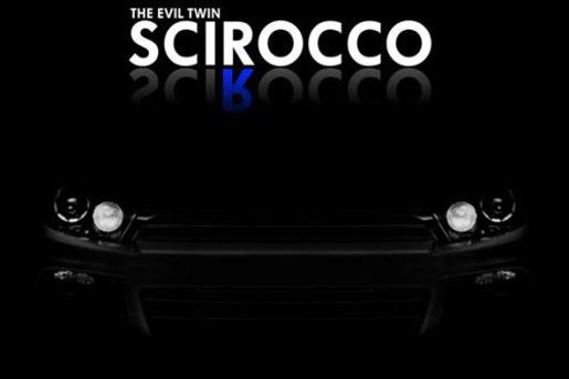 Volkswagen Scirocco R Teaser