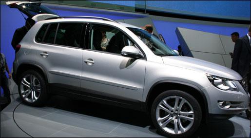 Volkswagen Tiguan Frankfurt