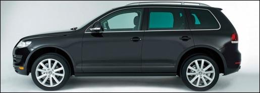 Volkswagen Touareg Lux Limited