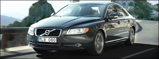 Volvo S80 Facelift