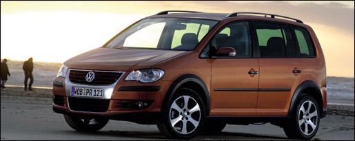 Volkswagen Tourant