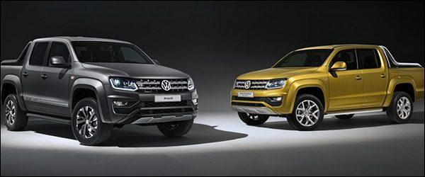 Officieel: Volkswagen Amarok Aventura Exclusive Concept (2017)