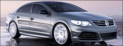 VW Passat Super Performance Concept Volkswagen