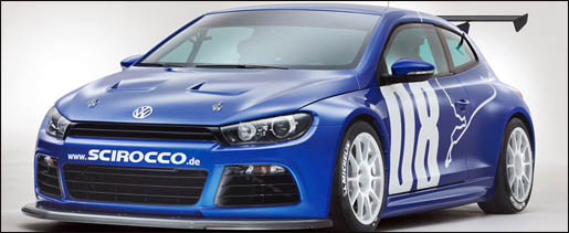 VW Scirocco R20T