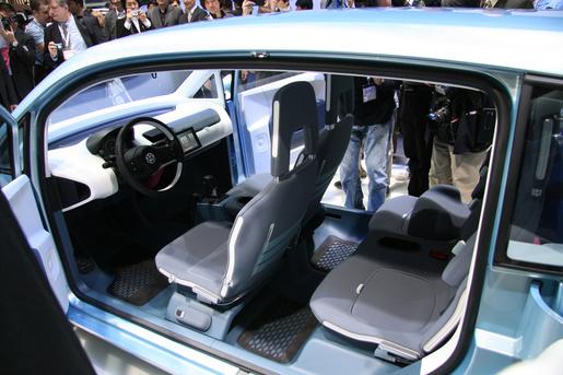 Volkswagen Space Up! Concept Tokyo
