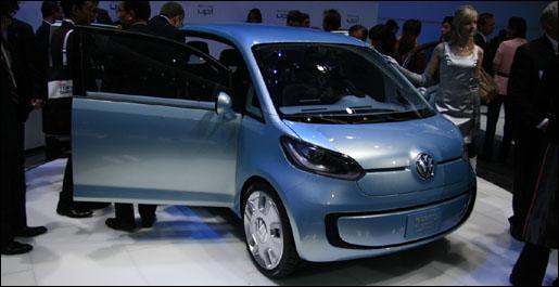 Volkswagen Space Up! Concept in Tokyo