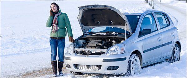 Veilig de winter inrijden voor weinig geld