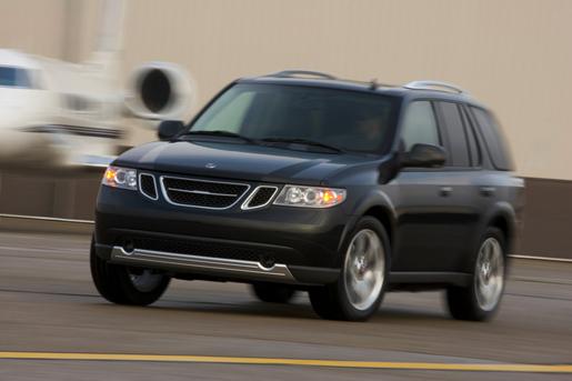 Saab 9)7