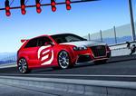 Audi A3 TDI Clubsport Quattro wallpaper