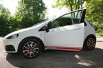 Fiat Grande Punto Abarth wallpaper
