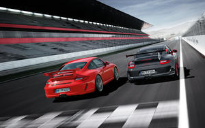 Porsche 911 GT3 & GT3 RS wallpaper